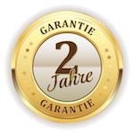 Waschmaschinen 2 Jahre Garantie